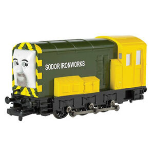 c8daeef5032 Image is loading Bachmann-Trains-HO-Scale-Thomas-and-Friends-Iron-