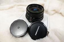 Hanimex 28mm f2.8 MC Wide Angle Lens Minolta MD Mount Adaptable MFT BMCC ref4