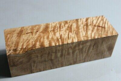 Ripple MAPLE Craft Wood BEST GRADE AAAAA Pen Turning Blank 15mmx15mmx127mm