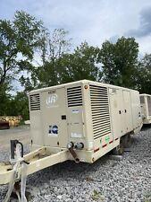 2008 Ingersoll Rand Hp1600iq Towable Compressor