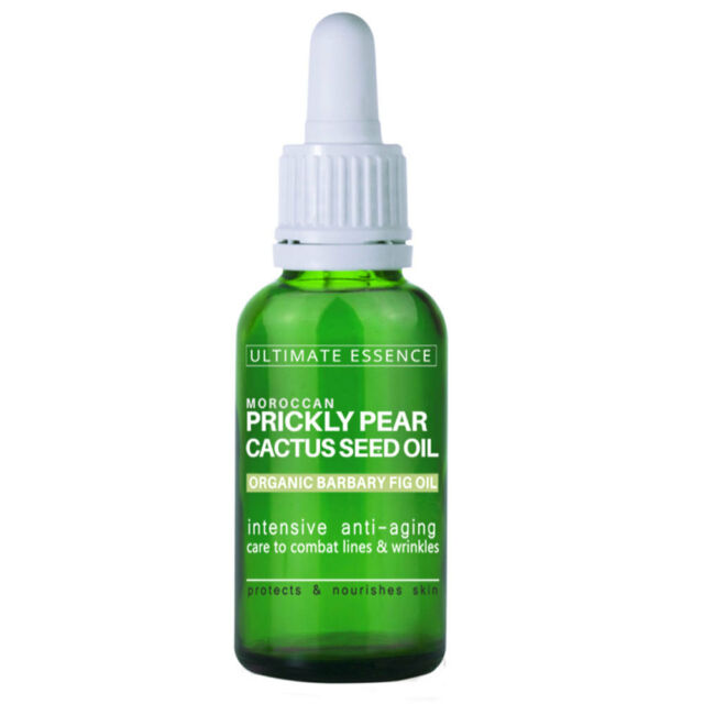 Prickly Pear Cactus Seed Oil - 10ml Pure Barbary Fig - Opuntia Ficus Indica Oil