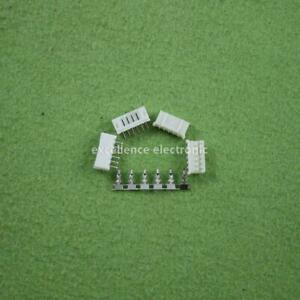 20-Sets-Micro-JST-2-0-PH-6-Pin-Connector-plug-Male-Female-Crimps
