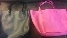 GAP LEATHER TOTES HANDBAG 2 FOR 1 PRICE!!!!