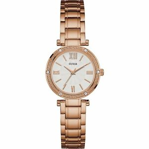 RELOJ-GUESS-034-LADIES-PARK-AVE-SOUTH-034-WATCH-W0647L5-NEW-RRP-199-90