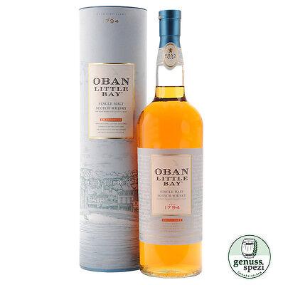 Oban Little Bay Highland Single Malt Scotch Whisky 43% 0,7l