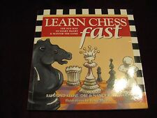 Learn Chess Fast Gift Kit ~ The Fun Way to Start Smart and Master the Game