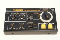BOSS Dr-55 Dr. Rhythm Vintage Analog Drum Machine Roland AS-IS