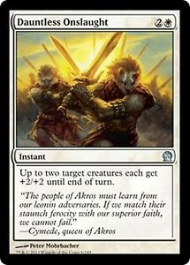 4 Sigil of the New Dawn = White Onslaught Mtg Magic Rare 4x x4
