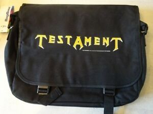Borsa Messenger ufficiale Merchandise Testament Bag aSfxwS5Y