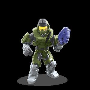 MEGA BLOKS Halo Blind Bag Series Charlie - Spartan Grenadier A01 CNC84 Sealed!