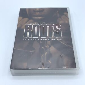 Roots (DVD, 2011, 7-Disc Set, 30th Anniversary Edition) New And Sealed