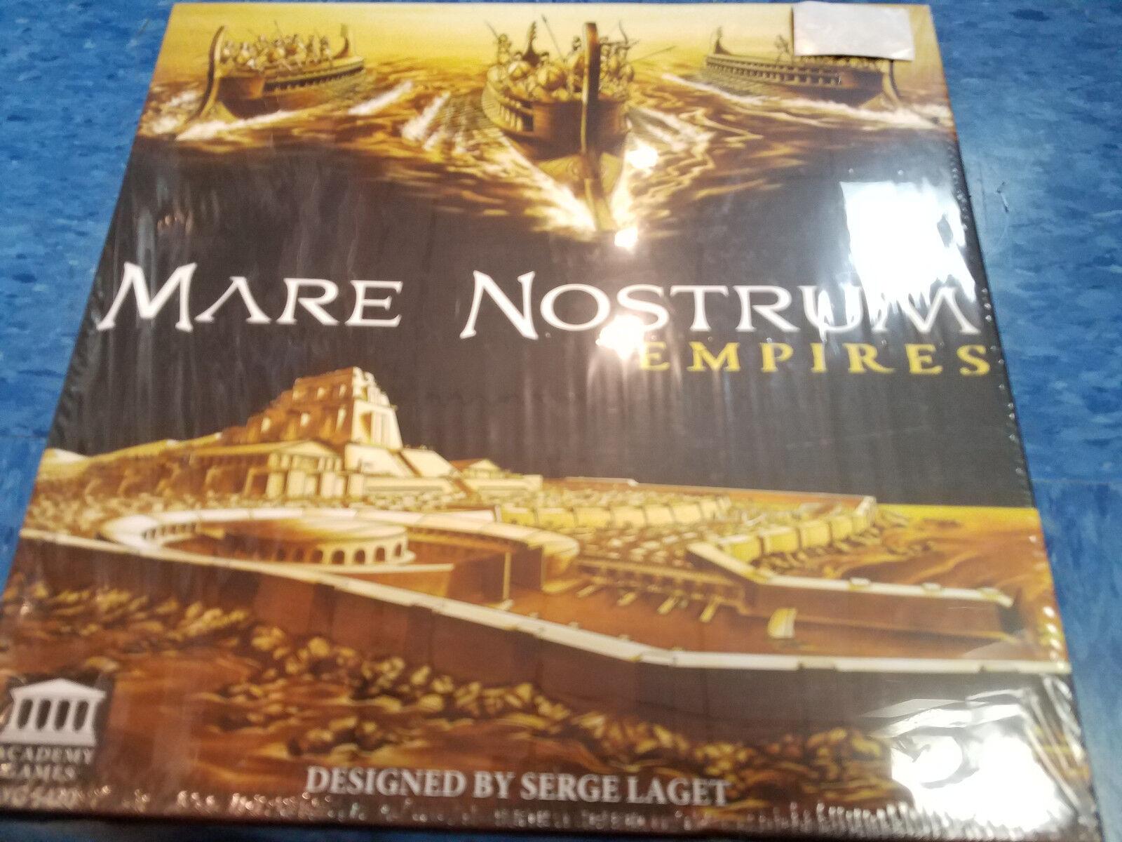 Mare Nostrum: Empires - Academy Games Board Game New