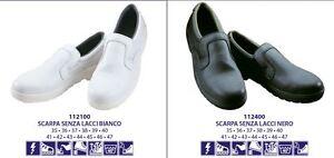 Caricamento dell immagine in corso SCARPA-MOCASSINO-UOMO-DONNA-ISACCO -MEDICO-INFERMIERE-AUSILIARE- 95cfc79dfc14