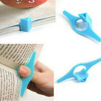 5 pcs Multifunction Thumb Book Page Holder Marker Convenient Bookmark