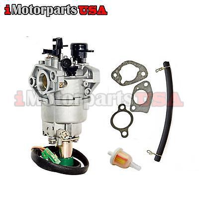 Carburetor w// Solenoid for Honda EM3500X EM3500SX EM3800SX EB3800X Generator
