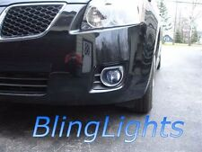 Xenon Halogen Fog Lamps Driving Lights Kit for 2009 2010 Pontiac Vibe