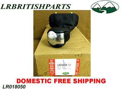 Genuine LAND ROVER GEAR KNOB CONTROL LEVER RANGE ROVER SPORT 2010 TO 2013 OEM NEW LR039941