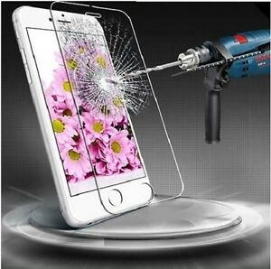 Protector pantalla de cristal templado para iPhone 6 4 7 9h Premium ' 8 6s 7