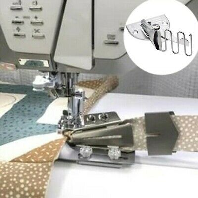 Overlock Binding of Curve Edge Folder Bias Binder Foot Machine Sizes Feet C0K0