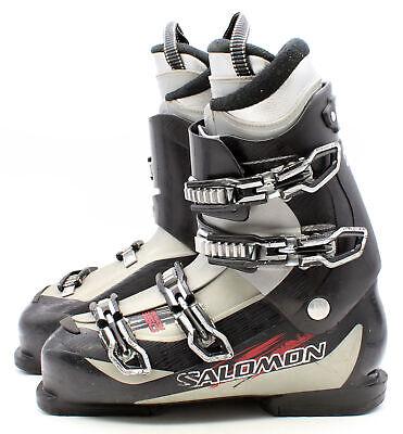 Salomon Performa 660 Ski Boots Size 8.5 Mondo 26.5 Used