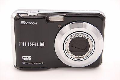 Agressief Fujifilm Finepix A Series Ax560 16.0 Mp Digital Camera (no Battery) Black