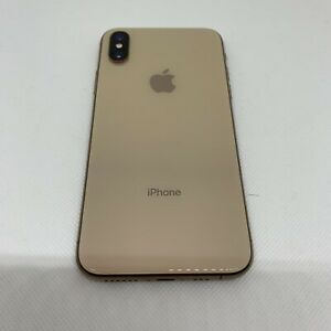 BLACKLISTED-IPhone-XS-64gb-Gold-NEW-PARTS-ONLY-ACTIVATIONN-LOOCKK