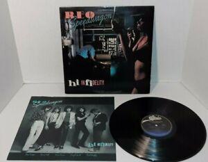REO-Speedwagon-Hi-Infidelity-LP-Vinyl-Record-Album-Epic-FE-36844-From-1980