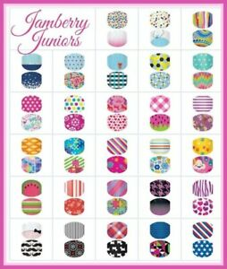 jamberry-nail-wraps-juniors-FULL-sheets-buy-3-amp-1-FREE-halloween-NEW-STOCK-10-12