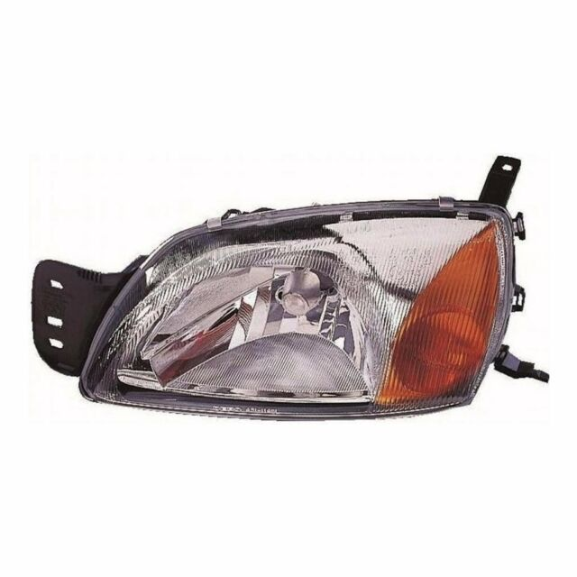 For Ford Courier Mk2 2000-2003 Headlight Headlamp Left Side NS Uk Passenger