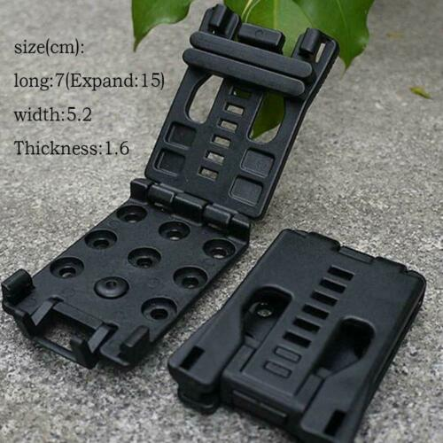 EDC Multi Function K Scheide Kydex Scabbard Shell Gürtelclip T5F0 K6X4 J5N8