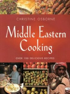 Middle-Eastern-cooking-by-Christine-Osborne-Paperback-softback-Amazing-Value