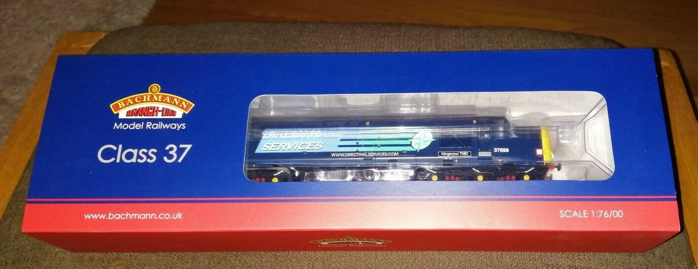 nuovo BACHuomoN 32392 classe 375 37688 'remoor TMD' DRS 'Compass' Livery