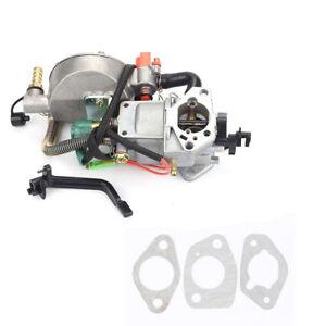Dual-Fuel-LPG-Gasket-Carburetor-For-Duromax-XP10000EH-10000-Watts-18HP-Generator