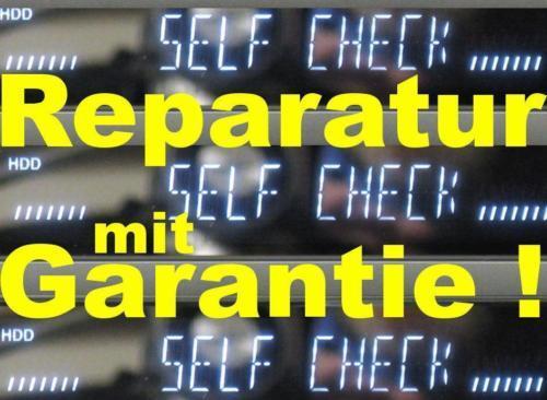 REPARATUR eines Netzteilfehlers bei Panasonic DMR-E85H E95H SELFCHECK