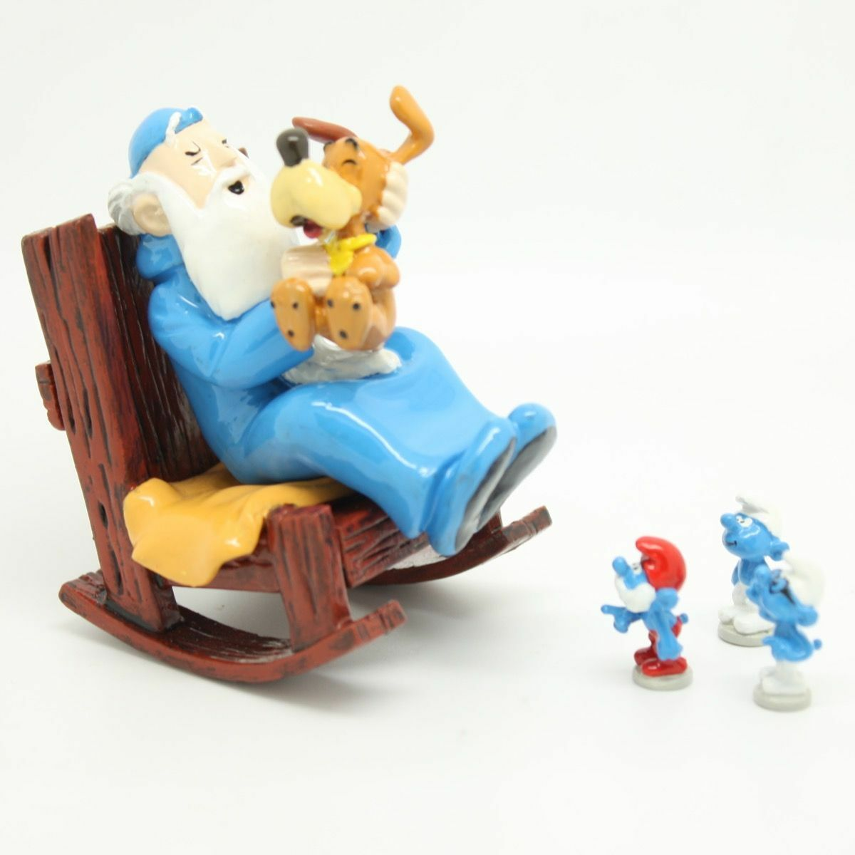 Pixi Paris production 6424 OMNIBUS ET LES SCHTROUMPFS Smurfs Smurf Smurfs 200ex