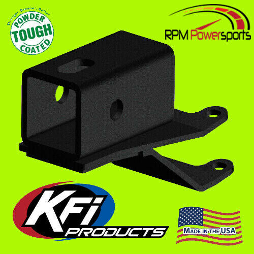 "KFI Rear 2/"" Receiver Hitch for 2000-2006 Honda Rancher TRX 350"