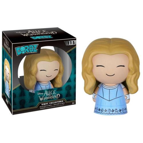 Funko Disney Alice In Wonderland Dorbz Alice Live Action Vinyl Figure NEW Toys