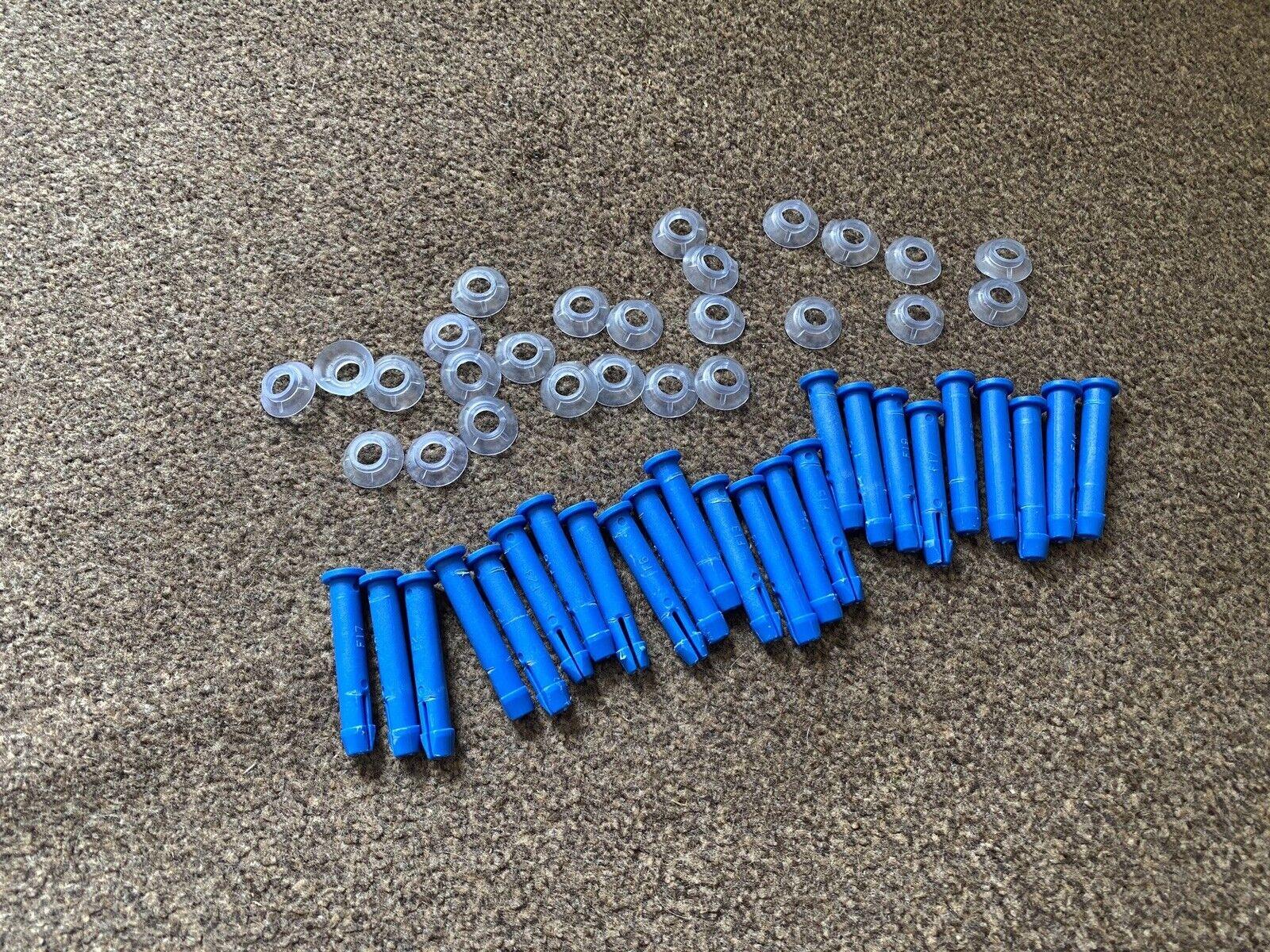 Bestway Steel Pro Frame Pegs x 2 Pins Pool Part 10ft 12ft * Genuine Item *