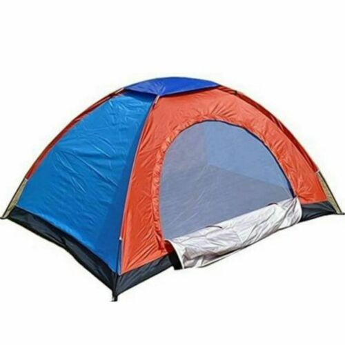 3-8 Person Camping Tent Waterproof Room Outdoor Hiking Backpack Fishing