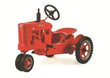 Farmall M Narrow Front Pedal Tractor W/Spoke Wheels by Scale Models NIB!