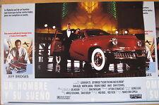 Tucker,un hombre y su sueño - Francis Coppola - Jeff Bridges -Joan Allen