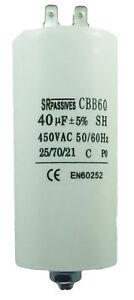 Condensateur-moteur-de-demarrage-permanent-40-F-40uF-450V-a-cosses-vis-CBB60