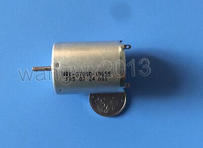 1pcs For MABUCHI 130 DC6V 11000RPM Anti-shaft Carbon Brush DC Motor for Toy Car