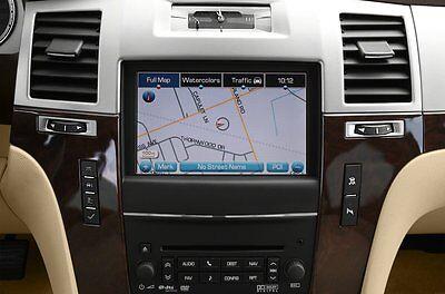 Магнитола Android Cadillac Escalade