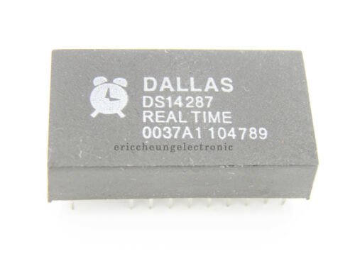 5pcs DS14287 IC DS14287 REAL TIME CLOCK DALLAS