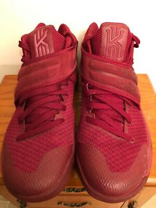 Nike Kyrie 2 Team Red basketball shoes