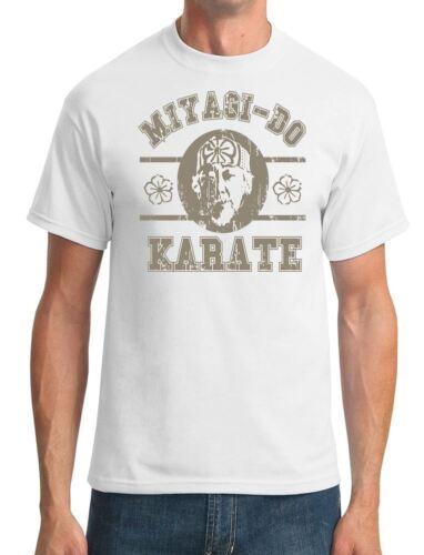 Karate Kid Inspired Movie Miyagi Do Mens T-Shirt