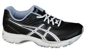 Asics Shoes Gel Black Q156y 9047 Trainers Outdoor Lyte Fitwalk D2 Womens Sports rx4Uwpqr0