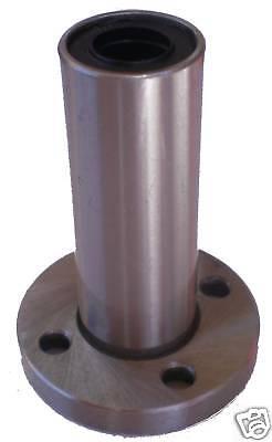 LMF10LUU FLANGE LONG TYPE 10mm LINEAR BALL BEARING CNC ROUTER 3D PRINTER RAIL