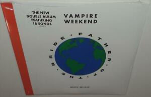 VAMPIRE-WEEKEND-FATHER-OF-THE-BRIDE-2019-BRAND-NEW-SEALED-VINYL-LP